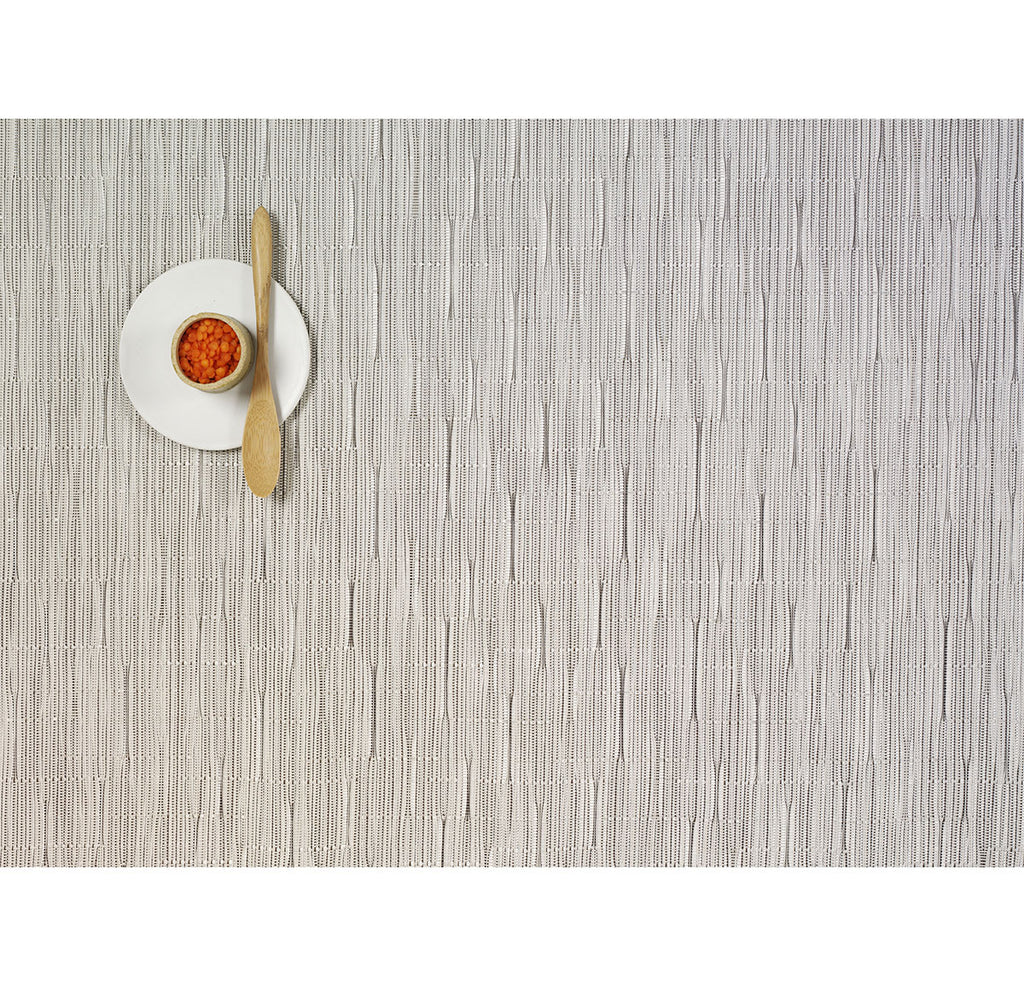 Bamboo Placemat - Chalk