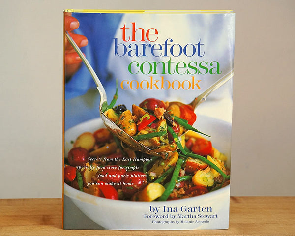 The Barefoot Contessa Cookbook (Autographed by Ina Garten)