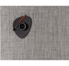 Rectangle Basketweave Placemat - oyster
