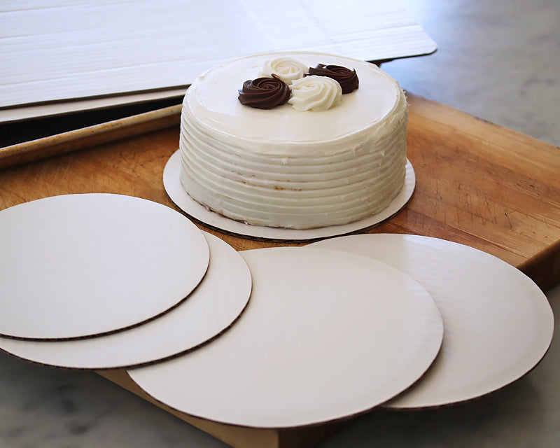 Round Cake Base (Set of 5)