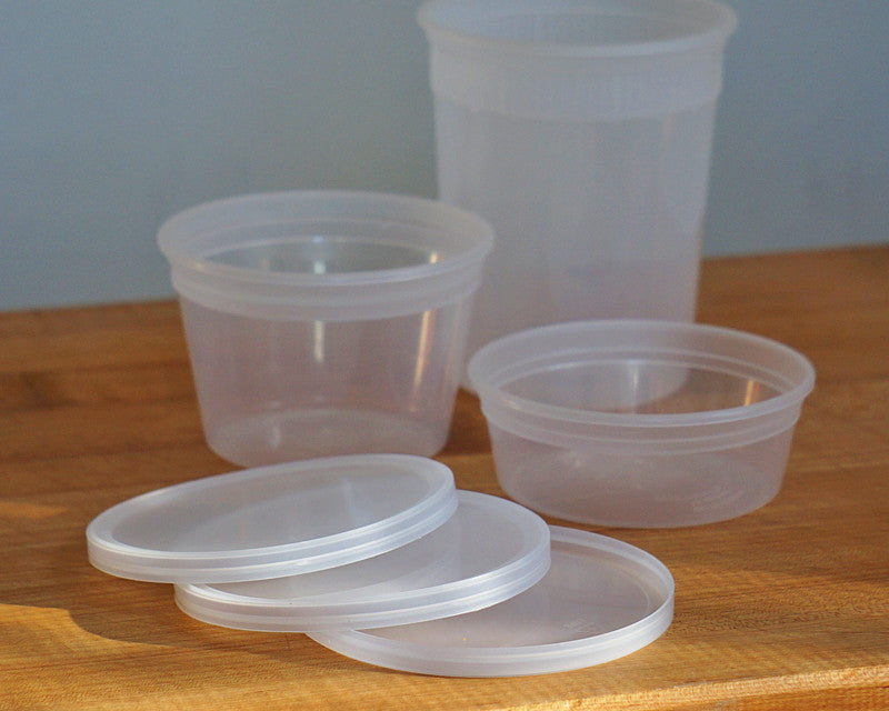 Replacement Plastic Storage Container Lids