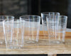 Cassandra's Kitchen - Farmhouse Glassware - Set of 6
