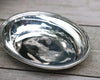 Cassandra's Kitchen - HÔTEL Silver Oval Dish - Beautiful Imprefections