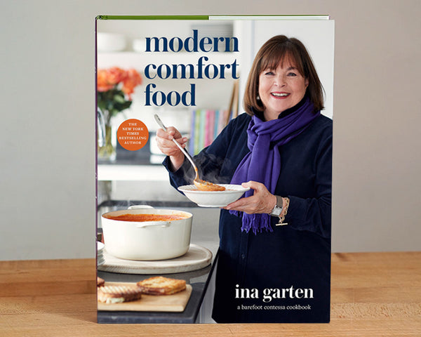 Modern Comfort Food, A Barefoot Contessa Cookbook available for Pre-Order Now!