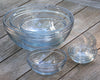 Glass Nesting Bowl Set - 10-Piece