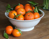 Piles of clementines in our Classic Footed Bowl by PIllibuyt