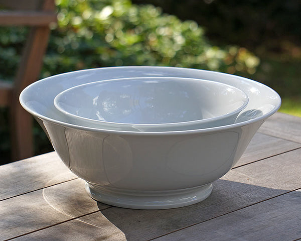 Classic Footed Bowl