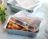 Plan B Containers filled with leftovers. Always have a backup in case of an emergency. These containers are freezer friendly.