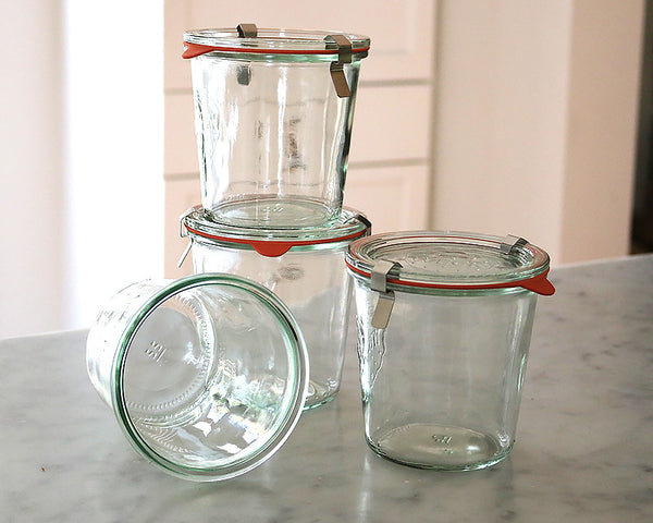 Weck Jars - Set of 6