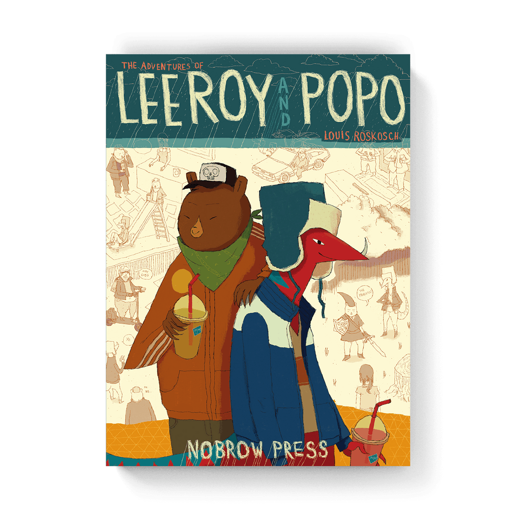 Leeroy and Popo