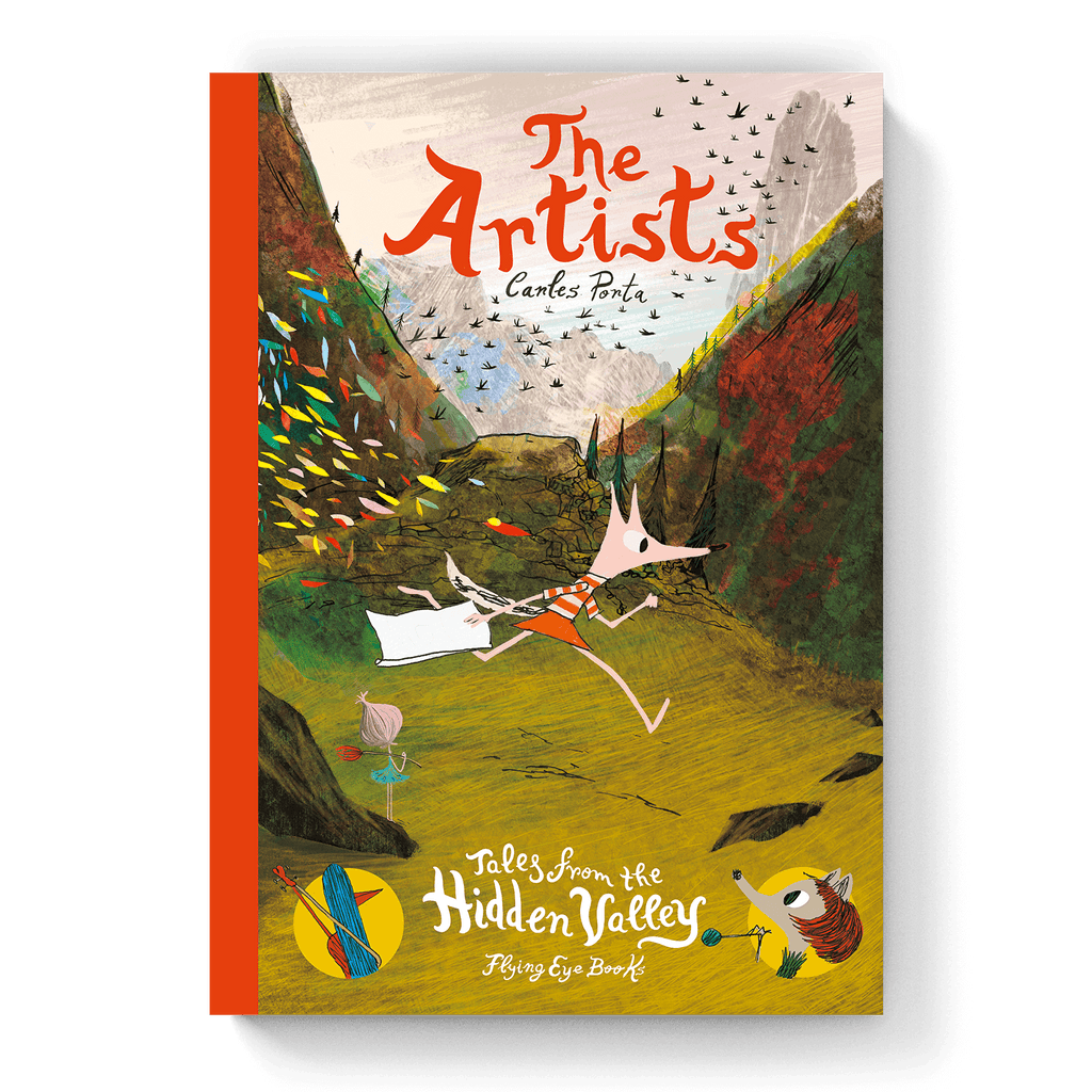 The Artists (Tales From The Hidden Valley Book 1)
