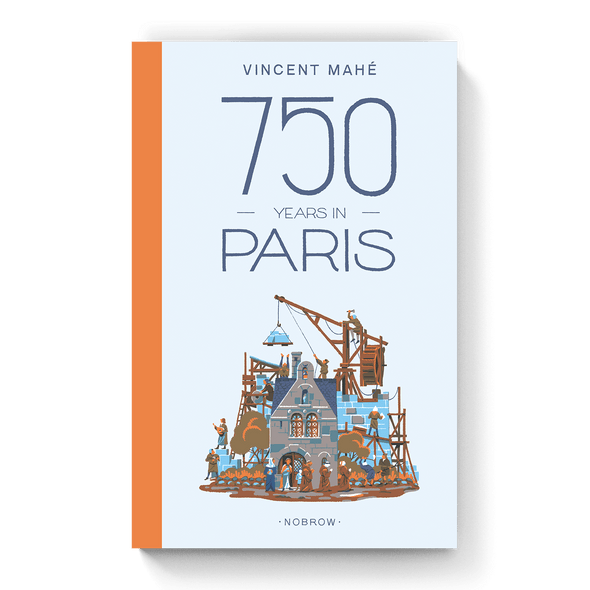 750 years in Paris