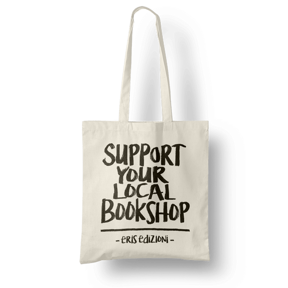tote bag - Support your Local Bookshop