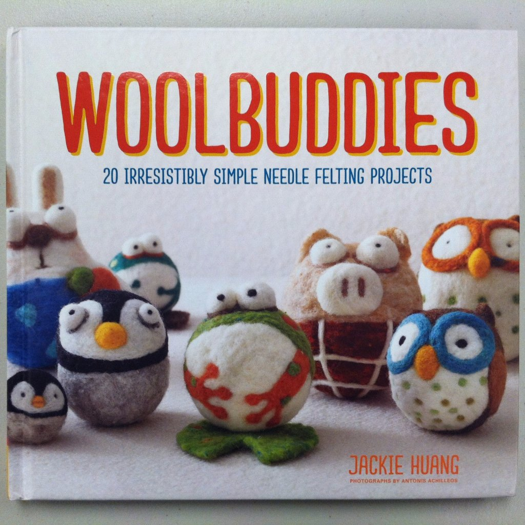 Book: Woolbuddies
