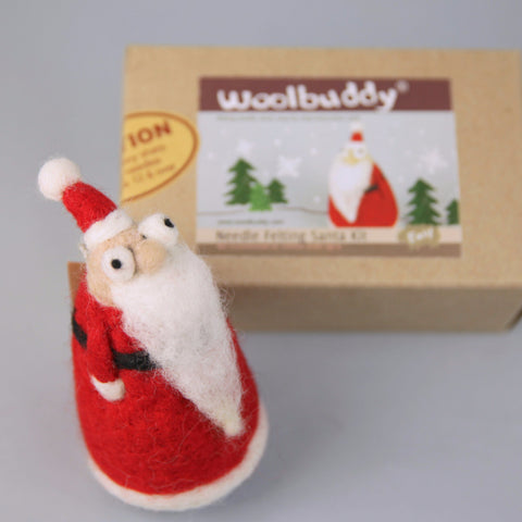 Needle Felting Santa Kit (K)