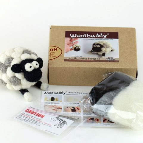 Needle Felting Sheep Kit