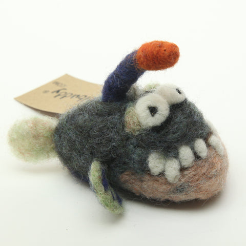 Anglerfish Ornament