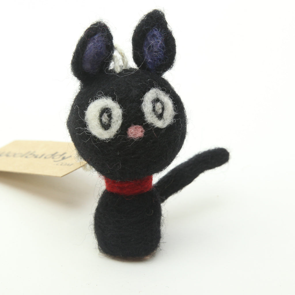 Black Cat Ornament