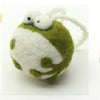Needle Felting Frog Kit (K)