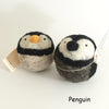 Needle Felting Penguin Kit (K)