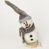 Needle Felting Snowman kit