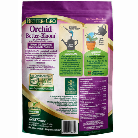 Orchid Plus® and Better-Bloom™ Combo Pack