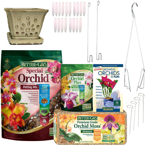 Orchid Supply Kit