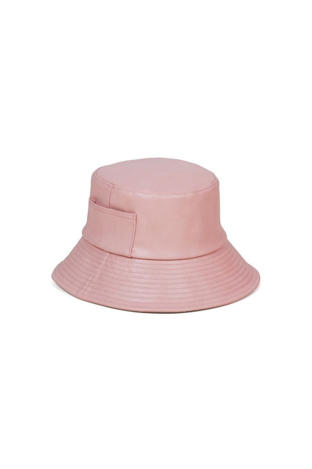 Lack Of Color Pink Wave Bucket Hat