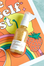 Illuminating Body Oil - Gold