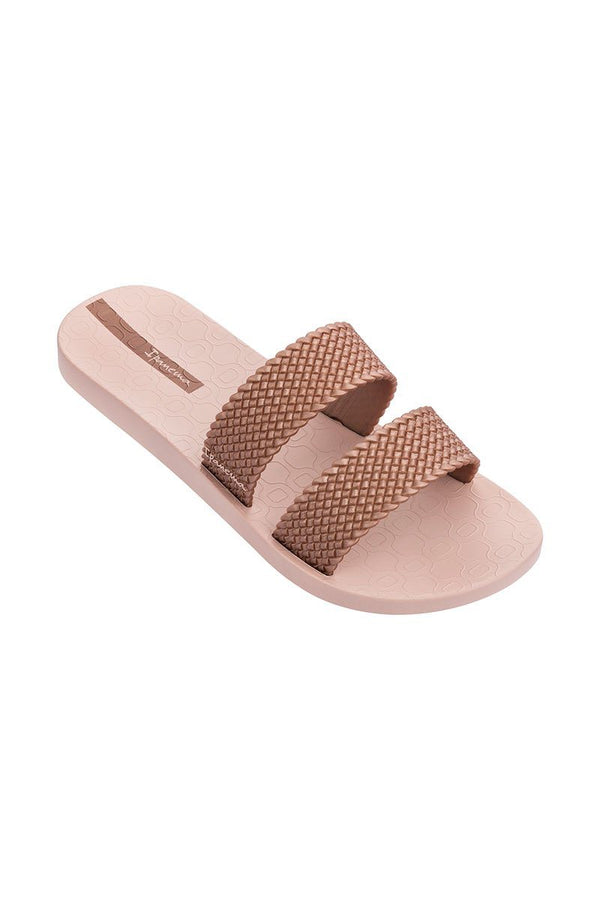 Ipanema City Sandal - Rose Gold