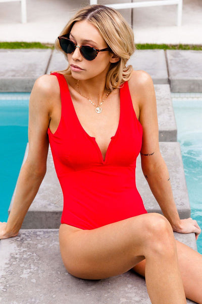 Sunrise One-Piece Swimsuit