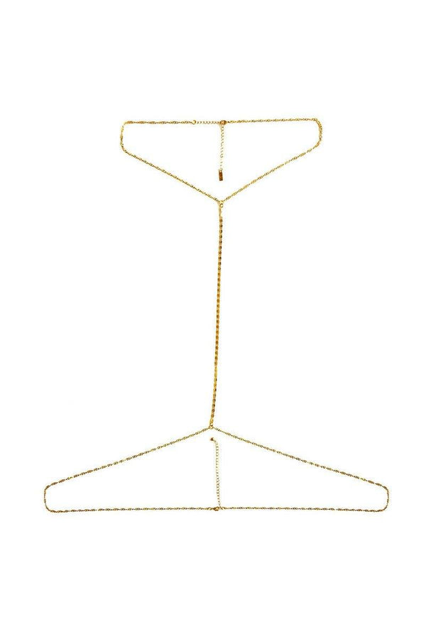 Beach Body Chain - Beach Babe Swimwear