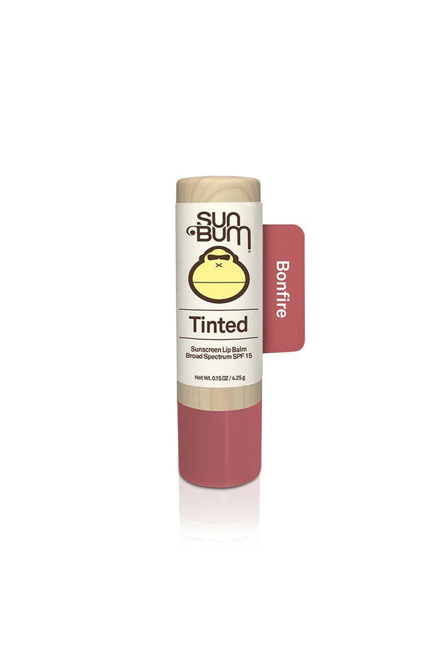 SPF 15 Tinted Lip Balm - Bonfire