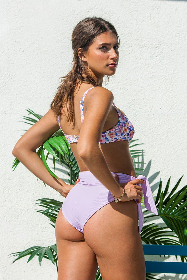Hali Spring Fairy High Waisted Bikini Bottom