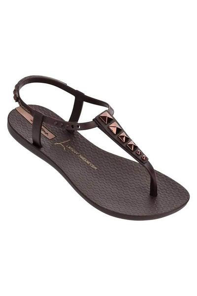 Ipanema Lenny Rocker Sandal - Brown - Beach Babe Swimwear