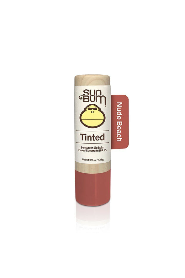 SPF 15 Tinted Lip Balm - Nude Beach