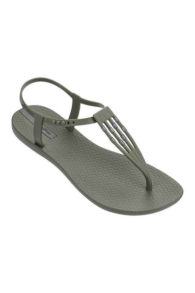 Ipanema Sunray Sandal - Green - Beach Babe Swimwear