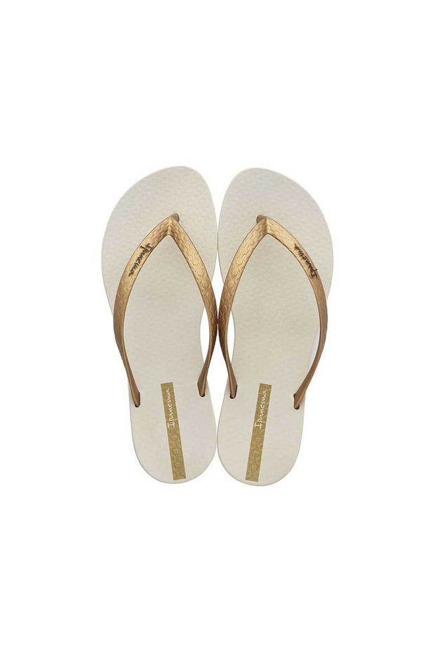 Ipanema Wave Essence Flip Flop - Beige - Beach Babe Swimwear