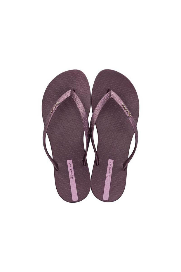Ipanema Wave Essence Flip Flop - Purple - Beach Babe Swimwear