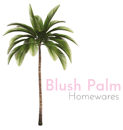 Blush Palm Homewares