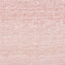 Load image into Gallery viewer, Willow Weave Blush Throw