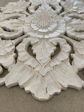 Load image into Gallery viewer, Hand Carved White Lotus
