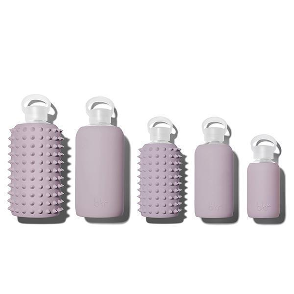 bkr Glass Water Bottle: 32oz SPIKED SLOANE 1L