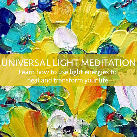 Universal Light Meditation Download (LEVEL 2)