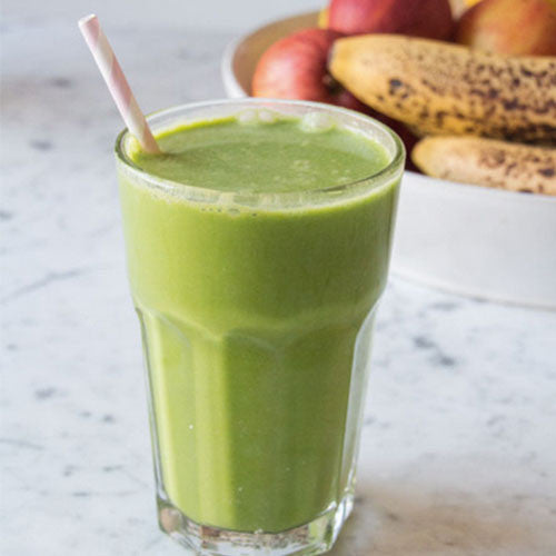 Green Coconut Smoothie