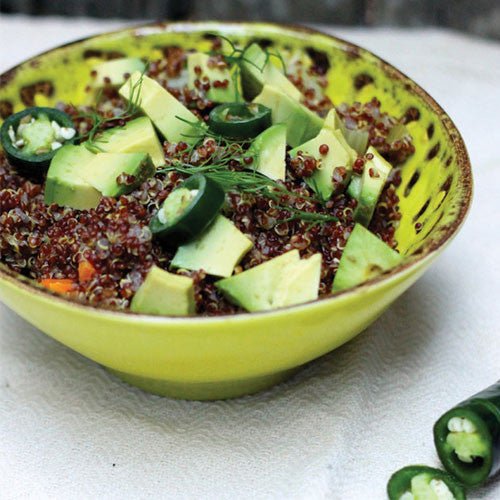3 simple avocado recipes