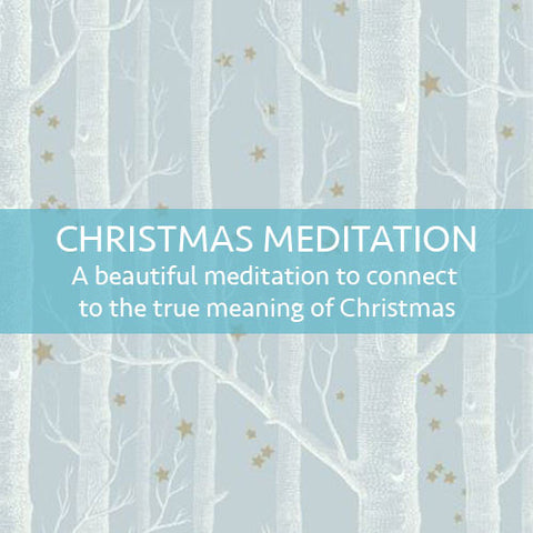Christmas Meditation Download (LEVEL 2)