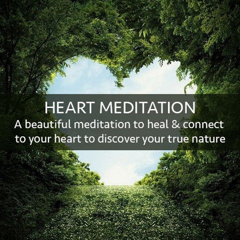 Heart Meditation Download (LEVEL 2)