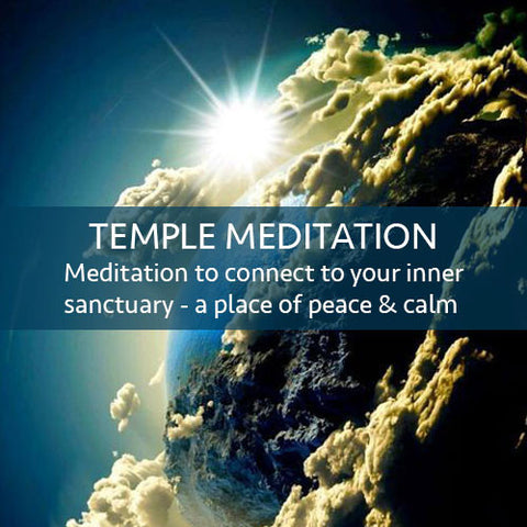 Temple Meditation Download - FREE! (LEVEL 1)