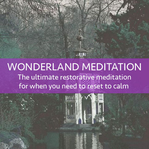 Wonderland Meditation Download (Level 2)